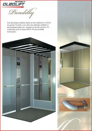 La cage d ascenseur de l hotel - 2 10
