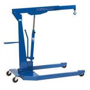 Grue d'atelier ac hydraulique 2,5 t