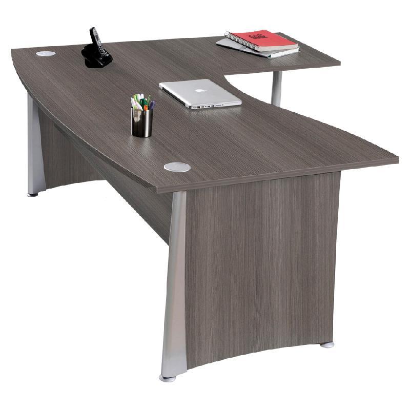 Bureau d 39 angle bois tous les fournisseurs de bureau d - Pied de bureau reglable ...