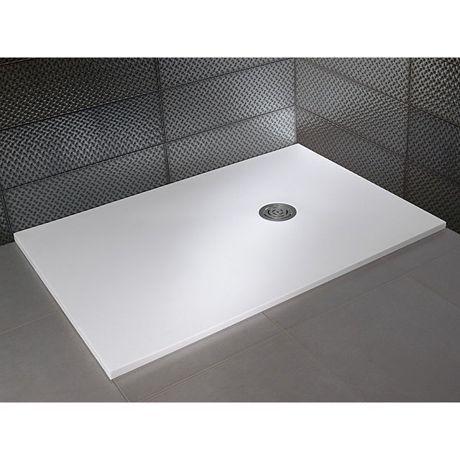 Receveur de douche extra plat 2 5cm en r sine pure 70 comparer les prix de receveur de douche - Receveur de douche 70x100 ...