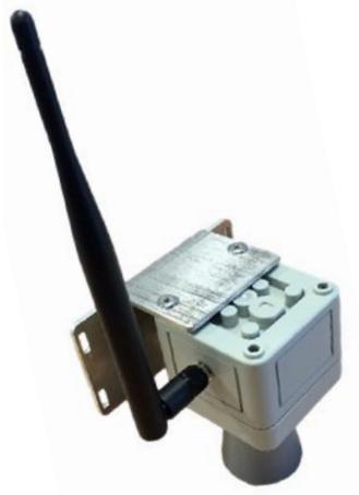 Acw/lw8-lvl - détecteur pir infrarouge, 1 batterie, antenne interne - lorawan