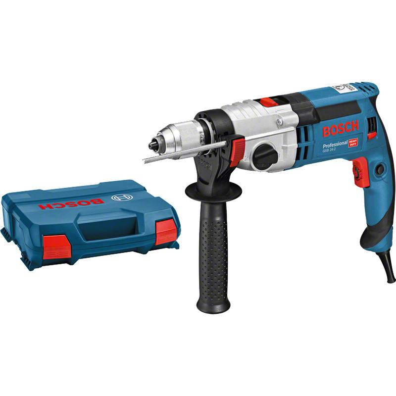 PERCEUSE À PERCUSSION BOSCH GSB 24-2 1100W - 230V