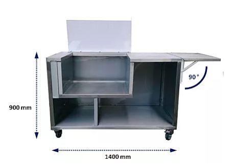 stand churros complet elec gaz elecrem hellopro. Black Bedroom Furniture Sets. Home Design Ideas