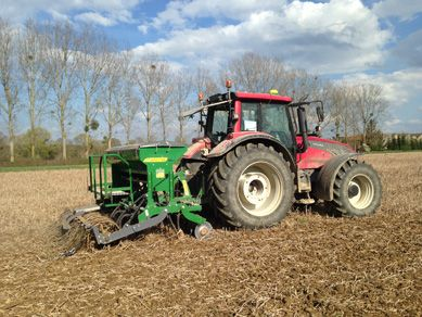 T-sem 300 - semoir agricole - simtech aitchison - modèle: 300 et 300a
