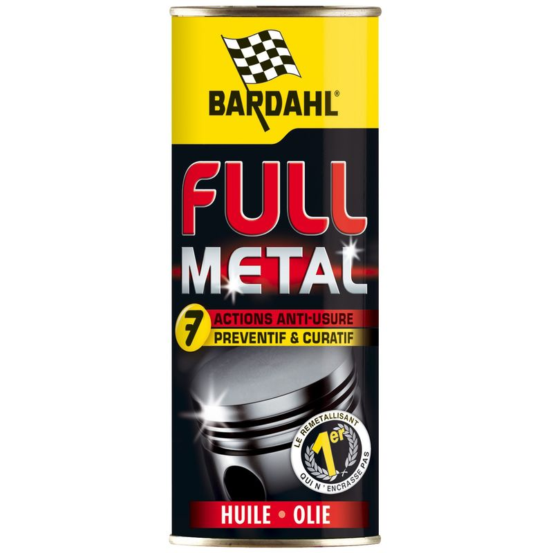 BARDAHL FULL MÉTAL ANTI USURE MÉTAL RÉF:2007 400ML