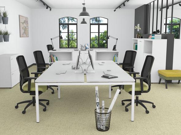 Bureau sur mesure tous les fournisseurs mobilier de for Mobilier bureau 4 personnes