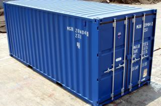 Container 20 39 dry neuf for Container prix neuf