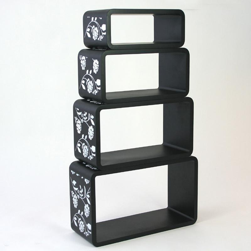 etagere murale avec porte achat vente etagere murale. Black Bedroom Furniture Sets. Home Design Ideas