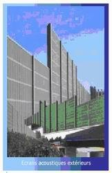 Murs anti-bruit
