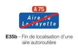 Signalisation de localisation e35b