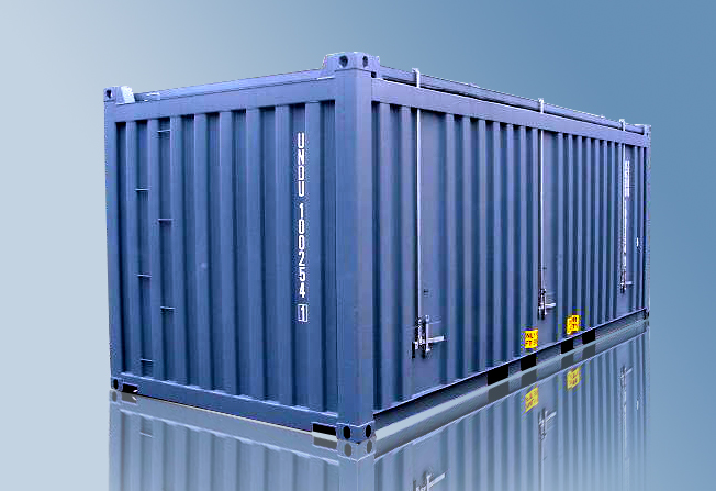 Container offshore hard top 20 39 pieds neuf for Prix container neuf