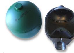 Sphère de suspension neuve