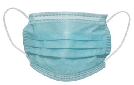 Masque chirurgical jetable à 3plis en14683