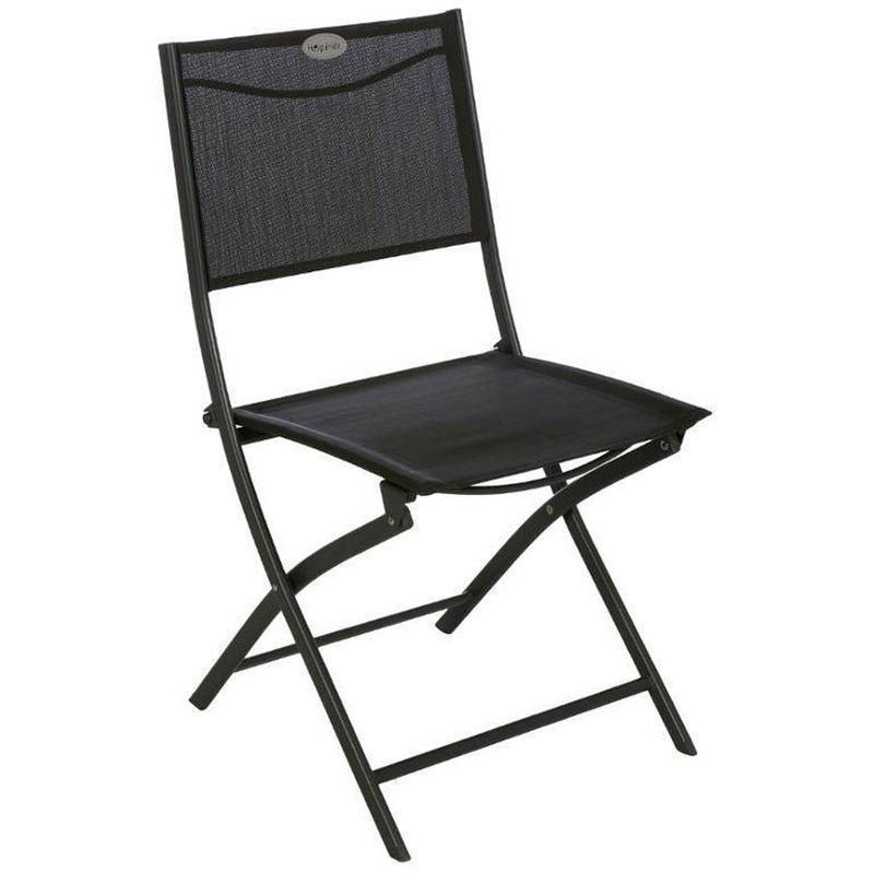Chaise et fauteuil d 39 ext rieur hesperide achat vente for Chaise jardin gris anthracite