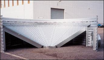 Ventilation pour silos agricoles