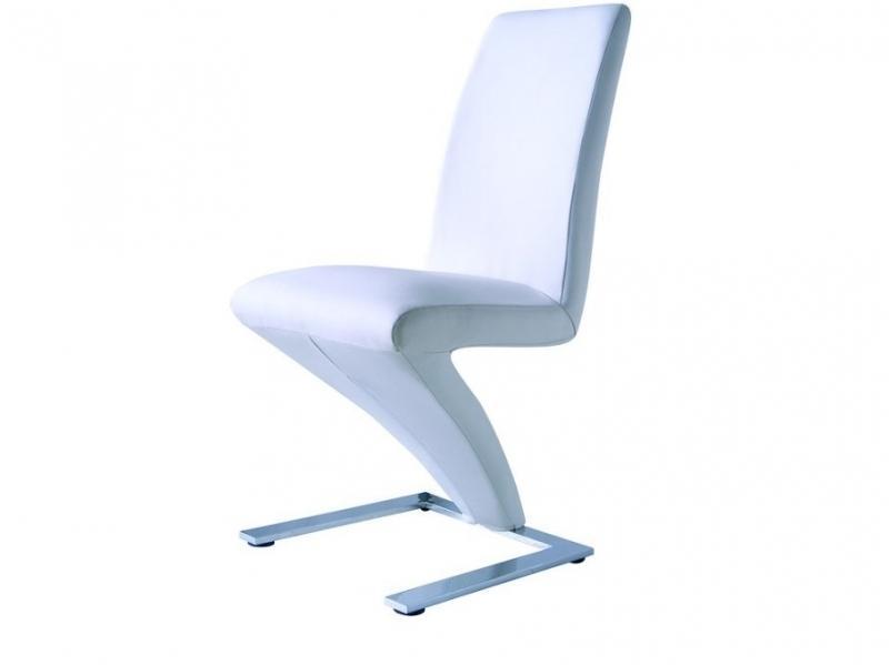 lot 6 chaises z blanches comparer les prix de lot 6 chaises z blanches sur. Black Bedroom Furniture Sets. Home Design Ideas