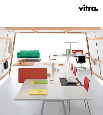 Gammes de mobiliers de bureaux
