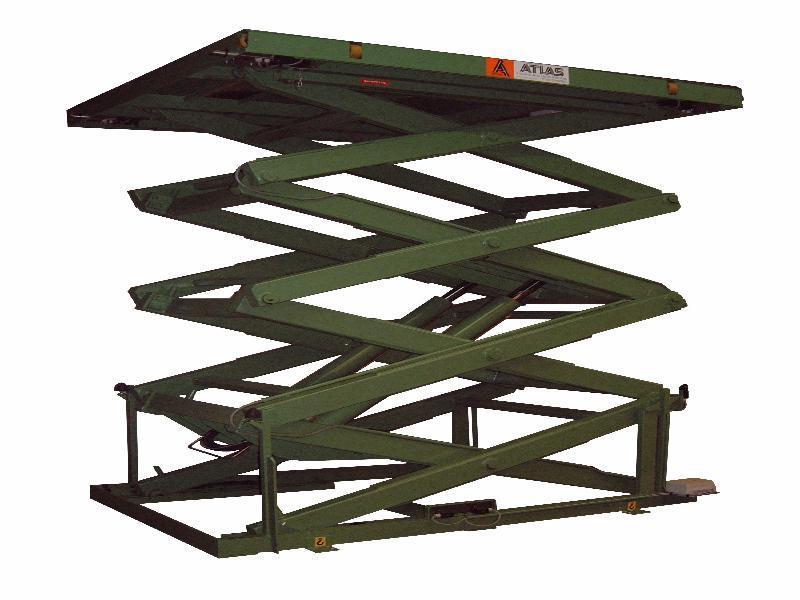 Table elevatrice quadruple ciseaux for Table elevatrice a ciseaux