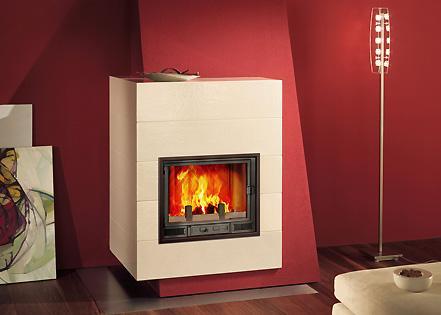 cassette pour cheminee oriflamme t1. Black Bedroom Furniture Sets. Home Design Ideas