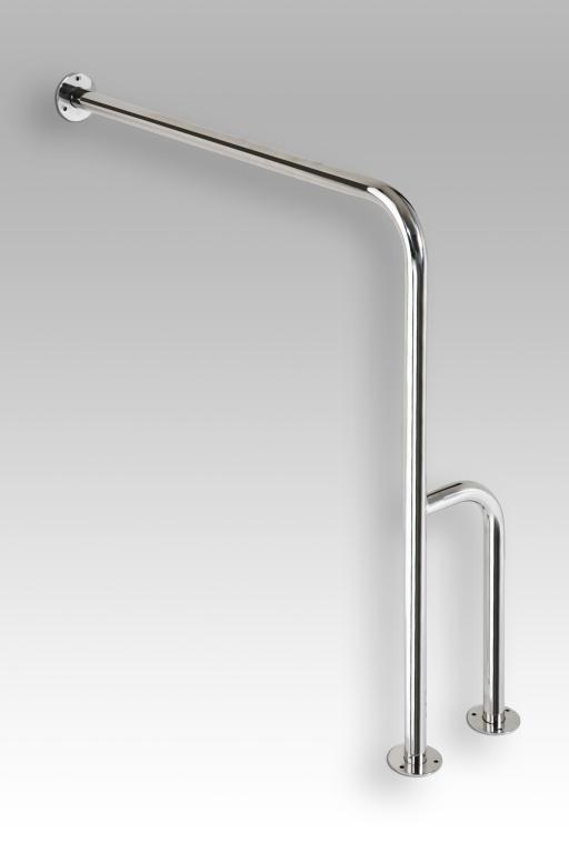 Barre d 39 appui tous les fournisseurs barre de rel vement h pital chambre salle de bain - Barre de maintien salle de bain ...