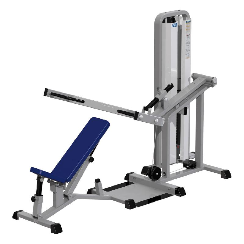 Machine d velopp couch r glable c250 casal sport - Appareil musculation developpe couche ...