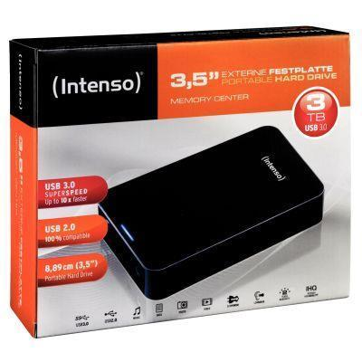 Disque dur externe intenso 3.5\' 3 to