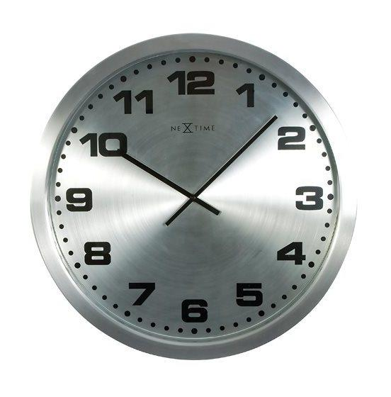Horloge murale nextime mercure 25 cm comparer les prix for Horloge murale 80 cm