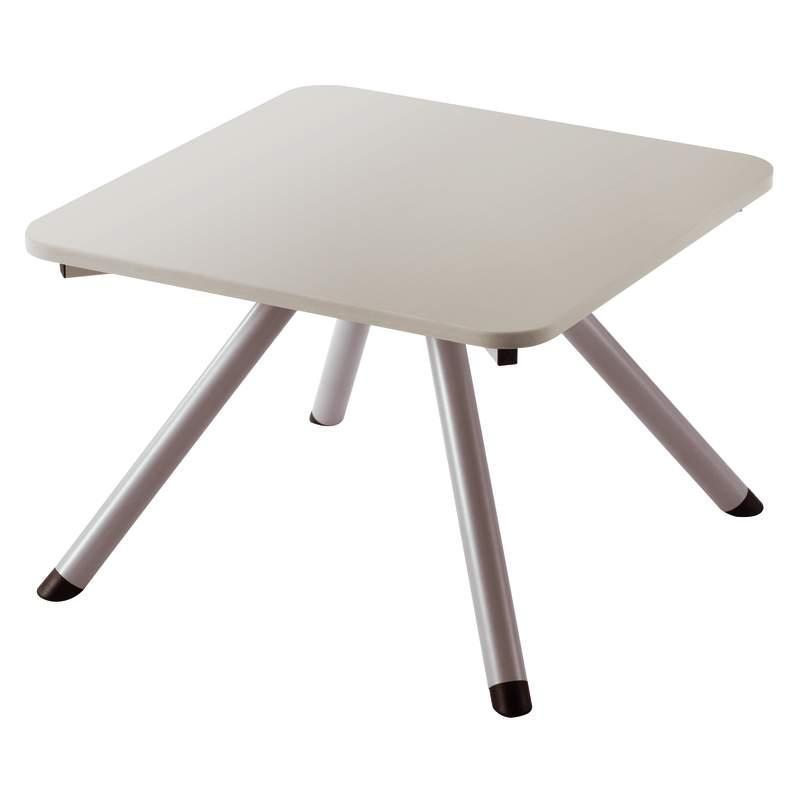 Table basse carre plateau for Plateau pour table basse
