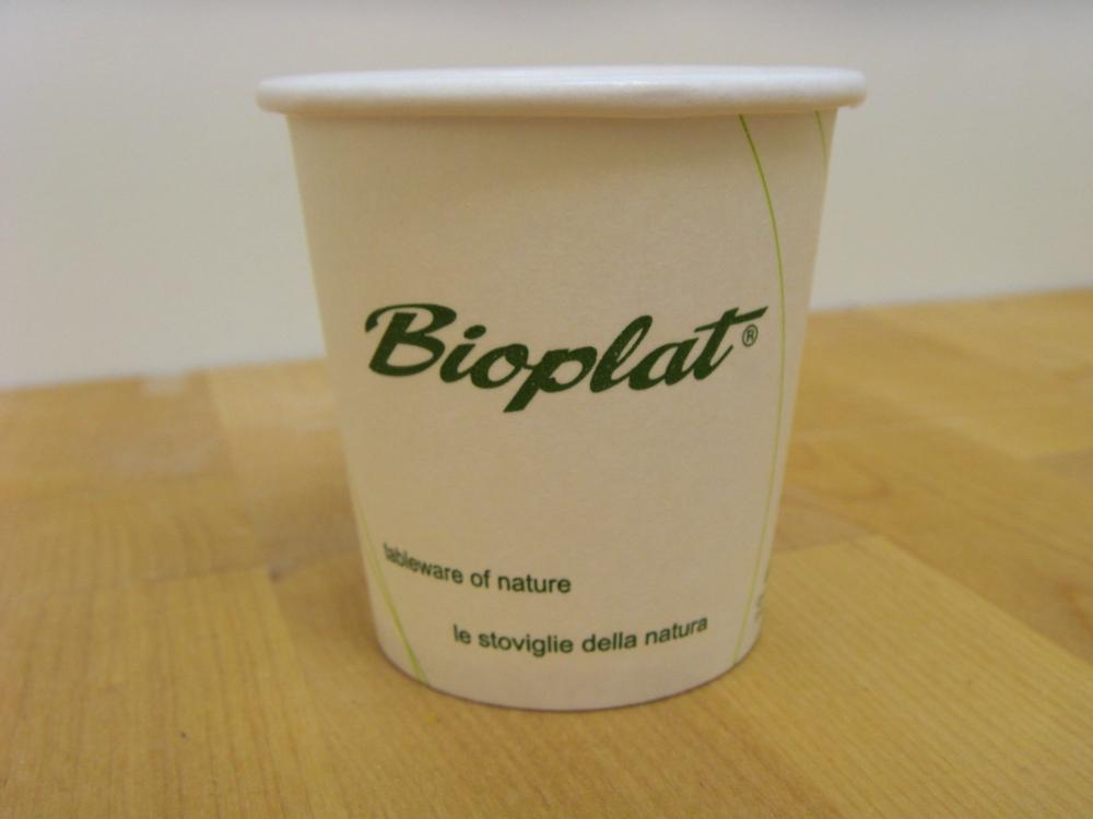 tasse a cafe ecologique biodegradable. Black Bedroom Furniture Sets. Home Design Ideas