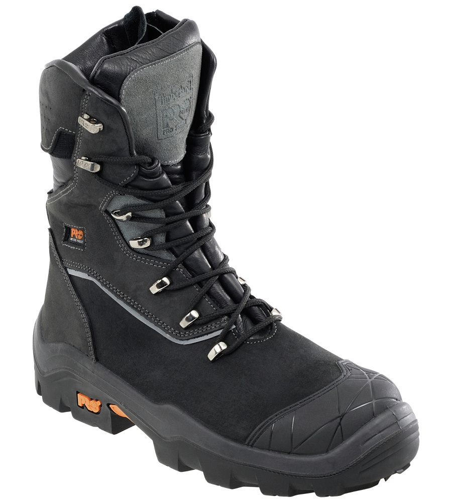chaussures de s curit timberland pro trapper s3 ci src noires comparer les prix de chaussures. Black Bedroom Furniture Sets. Home Design Ideas