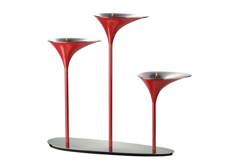 Accessoire d co arum rouge for Accessoire deco rouge