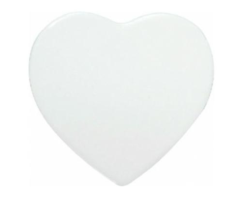Ceramique carrelage decoratif blanc grand c ur for Gravillon decoratif blanc