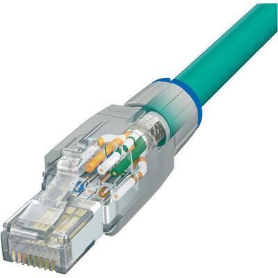 CONNECTEUR RJ45 IP20 CAT5E PHOENIX CONTACT VS-08-RJ45-5-Q/IP20 1656725 GRIS CONDITIONNEMENT: 1 PC(S)