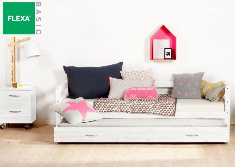 lits pour enfants flexa achat vente de lits pour. Black Bedroom Furniture Sets. Home Design Ideas