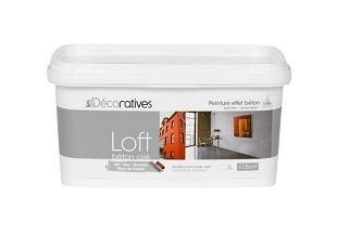 Betons cires tous les fournisseurs mortier de beton for Peinture aspect beton