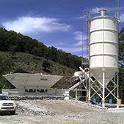 Concret 1000 centrale à béton - frumecar - 60 m³/h