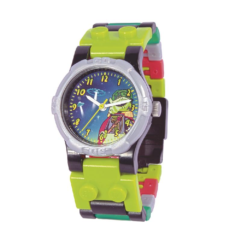 Montre lego alien conquest avec figurine
