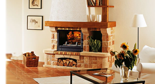 cheminees richard ledroff produits cheminees rustiques. Black Bedroom Furniture Sets. Home Design Ideas