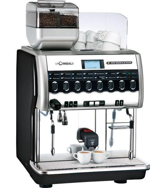 machine a cafe professionnelle tout automatique machine a cafe automatique s54 dolcevita milkps