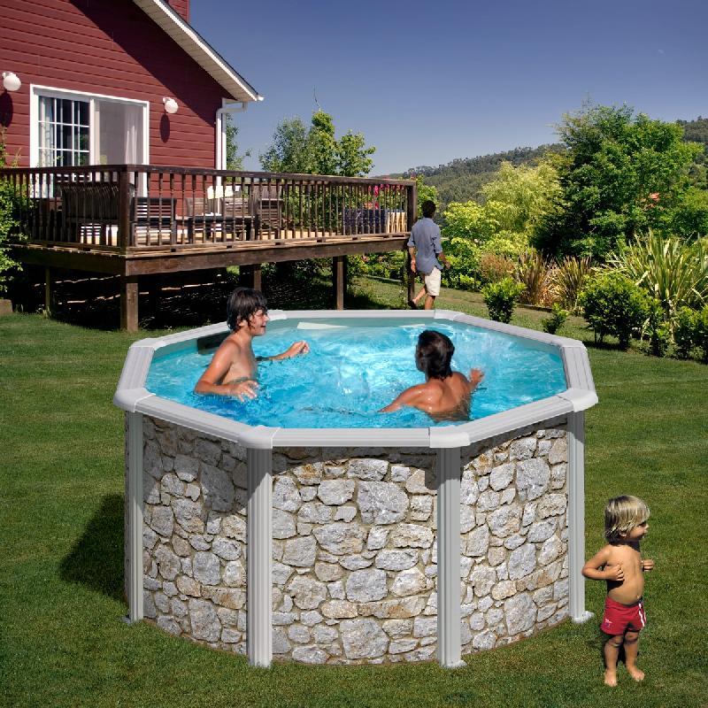 piscine hors sol gre acier ronde avec filtre sable comparer les prix de piscine hors sol gre. Black Bedroom Furniture Sets. Home Design Ideas