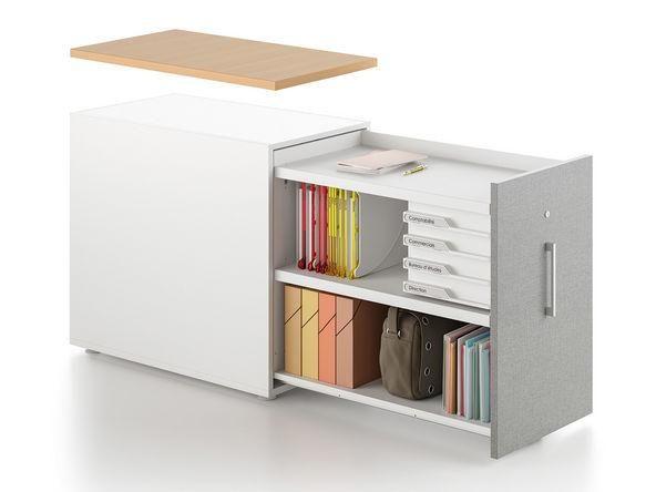 Caissons de bureaux fixes 475 modèles à comparer sur hellopro.fr