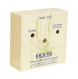 centrale de detection d 39 eau interface ms 52. Black Bedroom Furniture Sets. Home Design Ideas