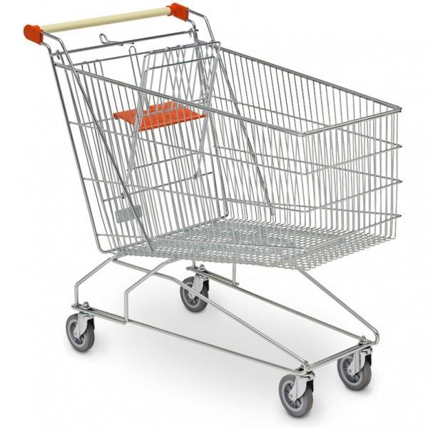 chariot de course comparez les prix pour professionnels. Black Bedroom Furniture Sets. Home Design Ideas