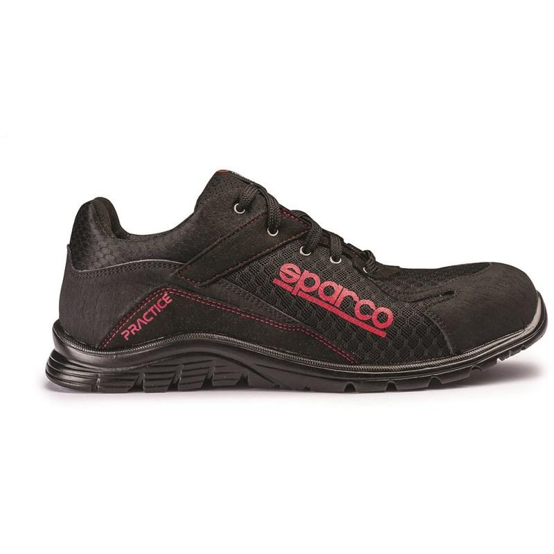 CHAUSSURE FEMME INDOOR BASSE SPARCO PRACTICE S1P TAILLE 36