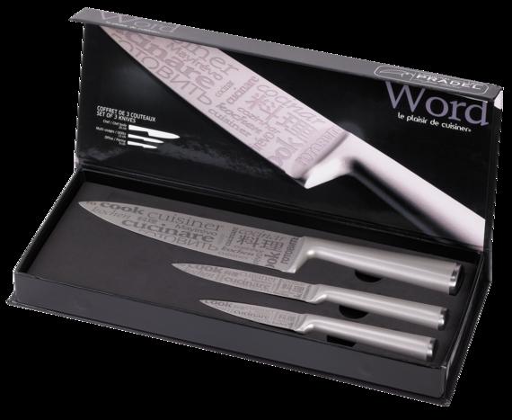Coffret Couteau Cuisine | Jean Dubost Produits Coutelleries De Cuisine