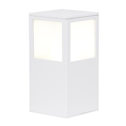 varus borne d 39 ext rieur blanc h30cm luminaire d 39 ext rieur brilliant design par comparer les. Black Bedroom Furniture Sets. Home Design Ideas