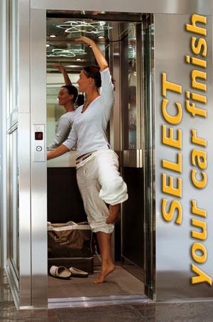 Ascenseurs classiques