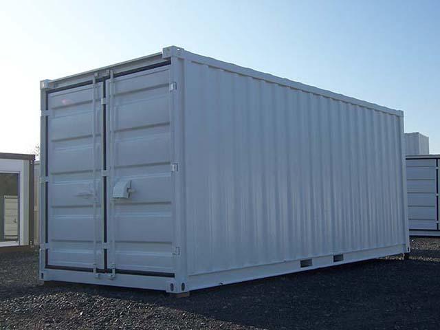 Containers frigorifiques Reefer