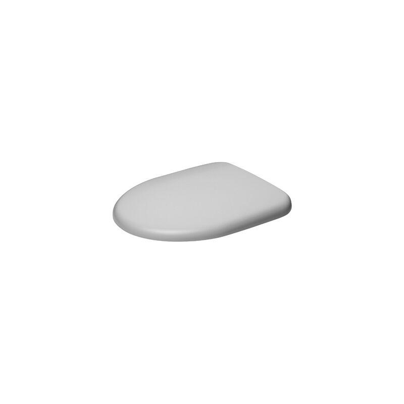 duravit architec 0069690000 abattant de wc avec charni res en acier inoxydable blanc fermeture. Black Bedroom Furniture Sets. Home Design Ideas