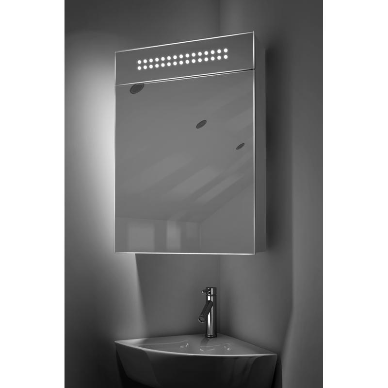 Miroirs de salle de bain diamond x collection achat for Miroir d angle